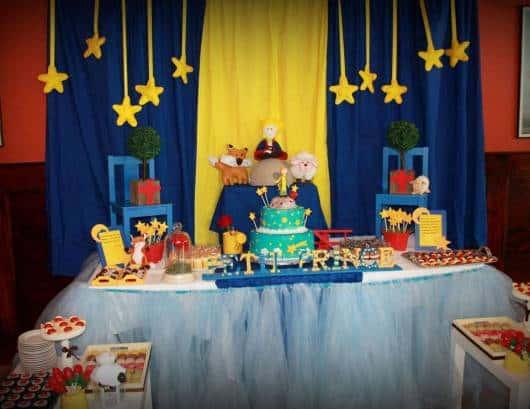 decoração de festa chá de bebê