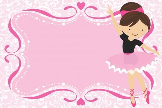 Chá De Bebê Bailarina 10 Dicas Imperdíveis