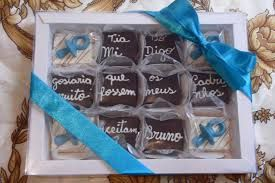 chocolate mensagem padrinhos