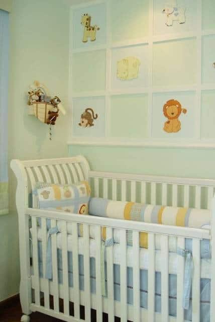 Quarto De Bebe Decorado Com Safari ~ espa?o de beb? menino com animaizinhos tamb?m fica lindo e para