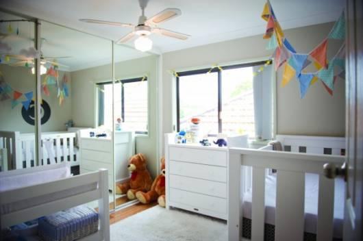 quarto bebê apartamento