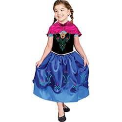 modelo vestido princesa frozen