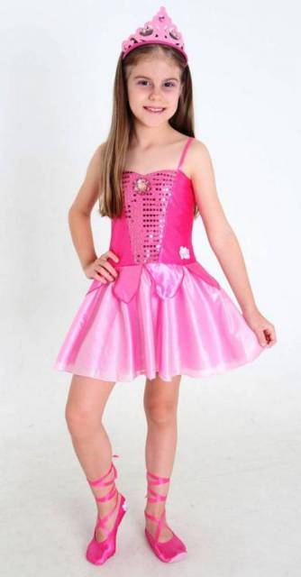 roupa bailarina menina