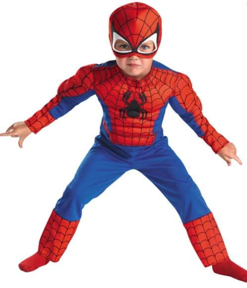 roupa homem aranha
