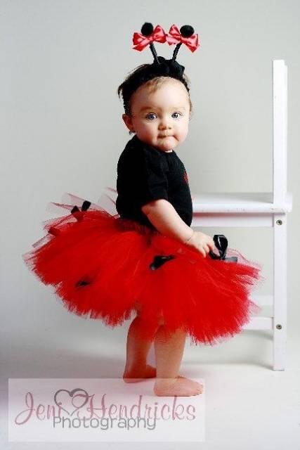 roupa joaninha bebê