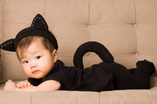 fantasia simples bebê