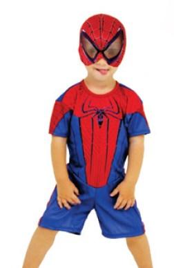 fantasia simples super herói