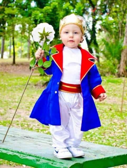 pequeno príncipe para festa