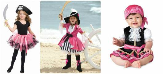 fantasia pirata rosa