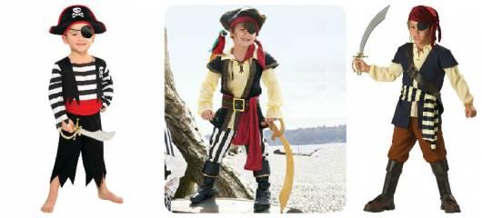 modelos fantasia pirata menino