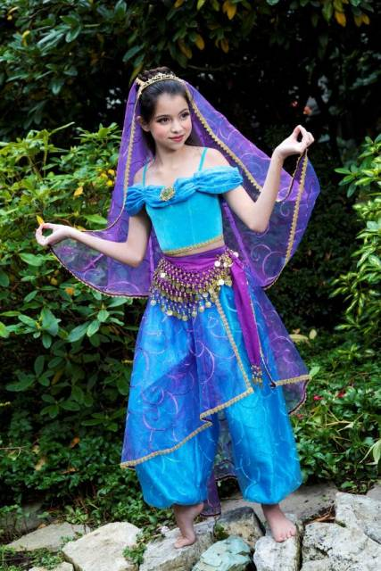 fantasia halloween princesa disney