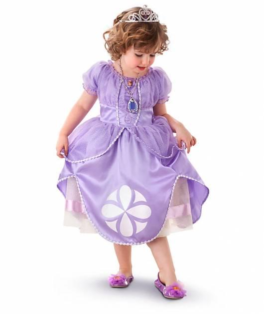 fantasia princesa sofia