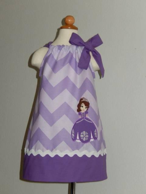 vestido simples lilás sofia