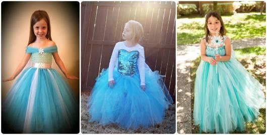 fantasia de princesa infantil 40 modelos e tutoriais