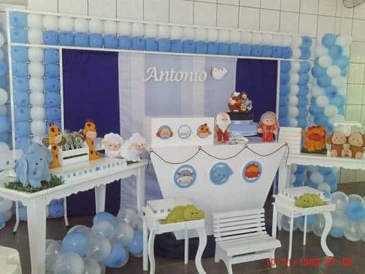 festa provençal arca noé azul