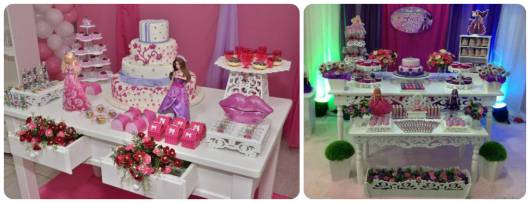 festa provençal da barbie