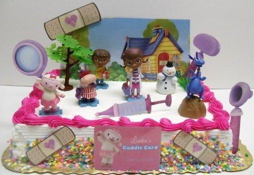 festa doutora brinquedos em casa