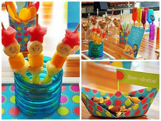 ideias para festa havaiana