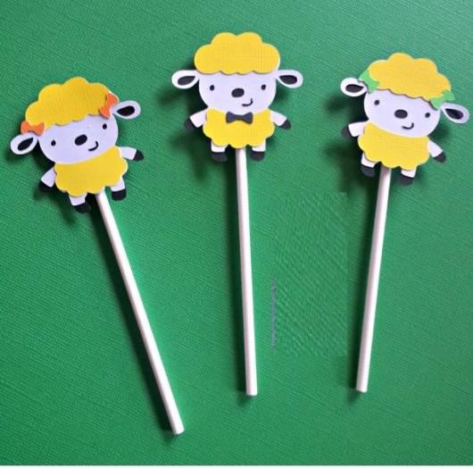festa ovelhinha personalizada