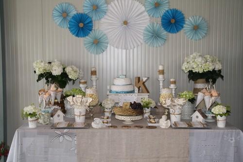 linda mesa para festa de primeira eucaristia