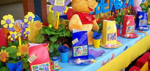 festa-ursinho-pooh-infantil