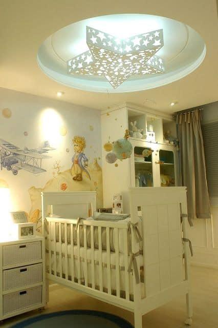 decoração infantil pequeno príncipe