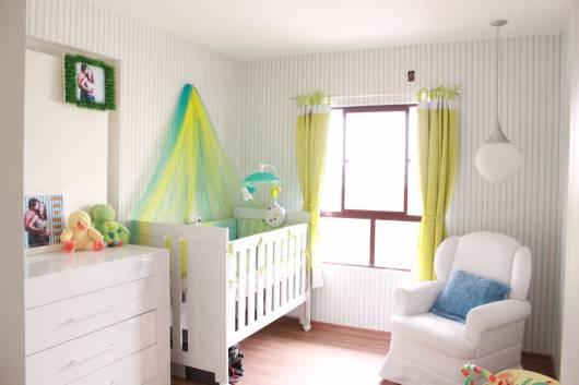 quarto bebê simples