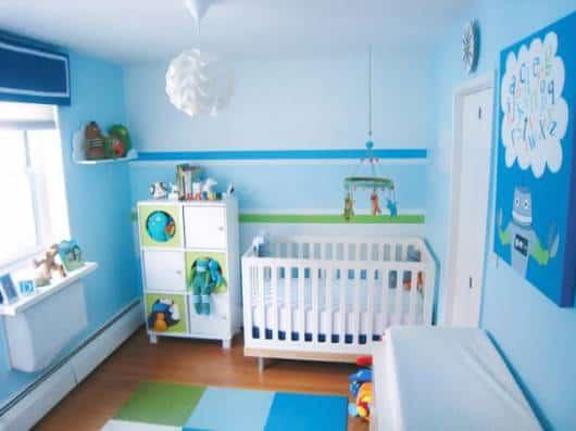 Lustre Para Quarto De Beb 202 50 Modelos E Fotos
