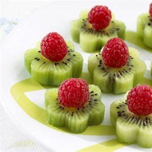 frutas em festa de criança