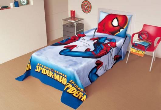jogo de cama herói
