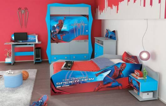 quarto decorado infantil