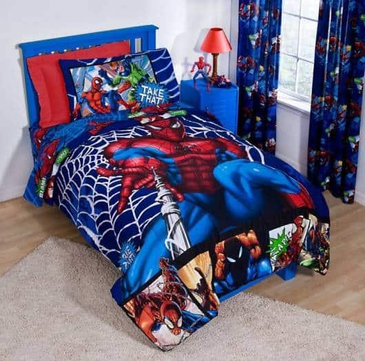 jogo de cama e cortina combinando