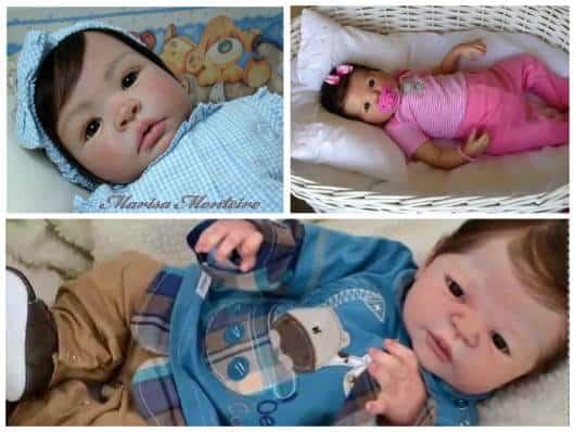 bebê reborn menina e menino