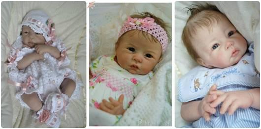 modelos recém nascido reborn
