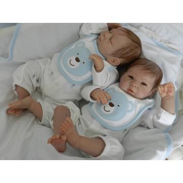 gêmeos reborn