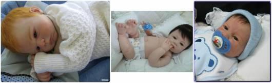 tipos bebê reborn