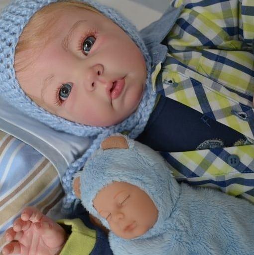 brinquedo para bebê reborn menino