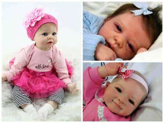 acessórios cabelo bebê reborn