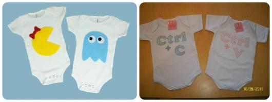 roupinha geek para bebês