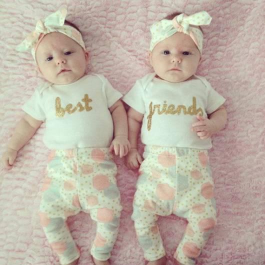 body irmãs gêmeas