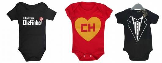 roupa bebê criativas