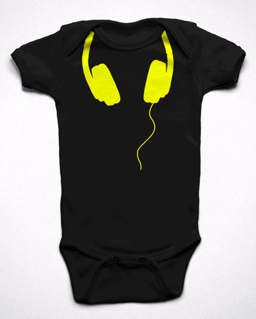 roupa bebê nerd
