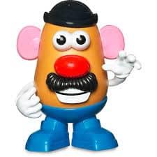 boneco senhor cabeça de batata