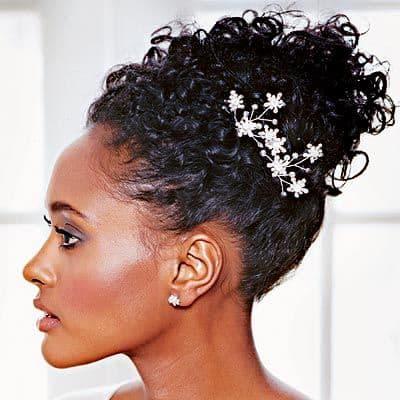 presilha festa cabelo afro