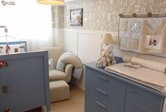 decoração quarto pequeno bebê
