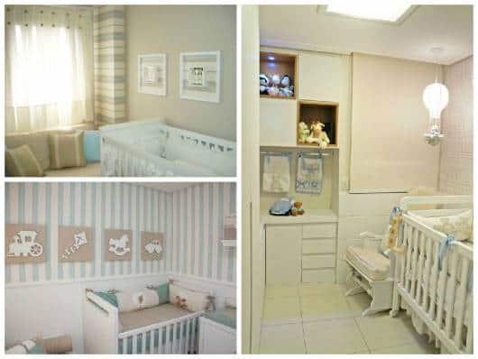 decoração quarto de bebê apartamento