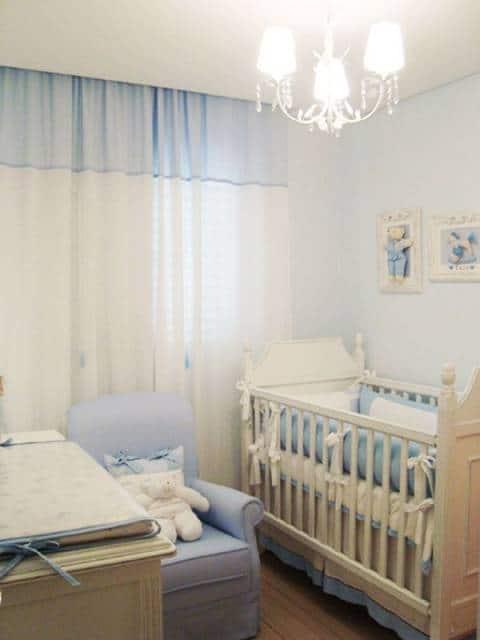 cores para quarto bebê pequeno