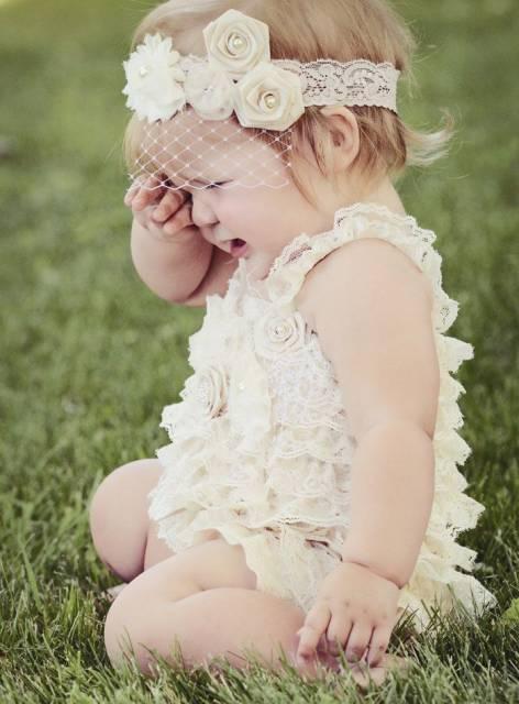 vestido branco batizado bebê
