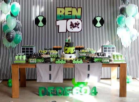 festa ben 10
