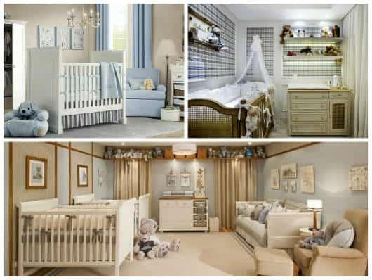 ideias para decorar quarto infantil